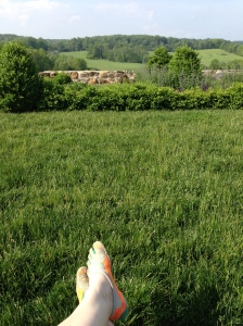 Relaxing post-run
